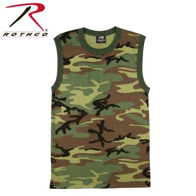 t shirt muscle woodland camo military t shirts. Black Bedroom Furniture Sets. Home Design Ideas