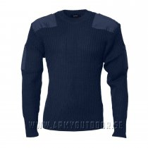 British M/87 Nato Sweater Navy Blue