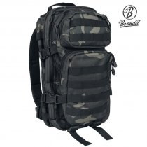 Army Patrol ASSAULT Ryggsäck 25L - Dark Camo