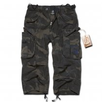 Brandit-industri_shorts-dark