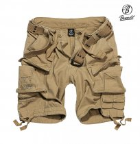 Brandit Savage Shorts Beige