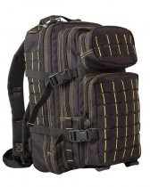 Small assault pack - 30ltr - Black/yellow