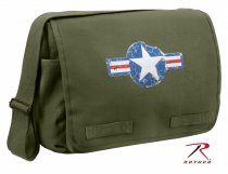 Rothco Messenger Bag with Air Corps