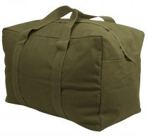 US PARACHUTE CARGO BAG - Green