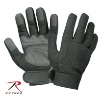 US Mechanics Gloves Black