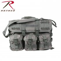 Tactical MOLLE Portfolio Notebook - Grey