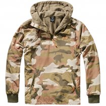 Brandit Luke Anorak - Light Woodland