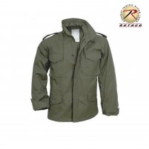 ROTHCO M65 Jacket with liner - Grön