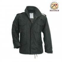 ROTHCO M65 Jacket with Liner - Black