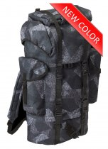 Combat Backpack 65L - M90 Night Digital Camo