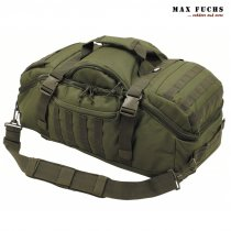 Max Fuxh Travel Back Pack - Green