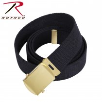Military Web Belt Black