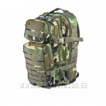 Army Patrol Backpack 25L Woodland