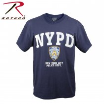 NYPD Navy T-shirt