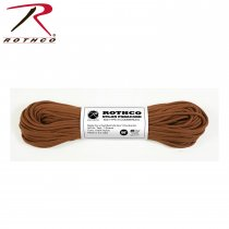 Paracord-Chocolate Brun-550