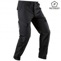 Pentagon ACU Trouser - Black
