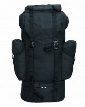 Combat Backpack Black