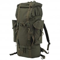 Combat Backpack Olivgrön
