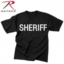 Sheriff-t shirt