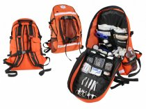US EMS TRAUMA BACKPACK - ORANGE