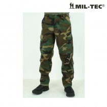 Amerikansk Mil Tec Sturm TACTICAL RESPONSE UNIFORM (TRU) Woodland Camo TROUSERS