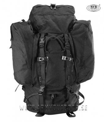MFH Alpin 110L - Black - Backpack   Bags - Equipment - Armyoutdoor.se 3a3a458760b1c