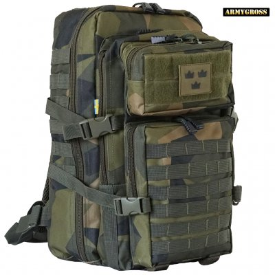 Nordic Army Assault ryggsäck 28L - M90