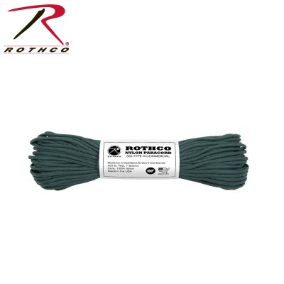 paracord-hunting-green-550