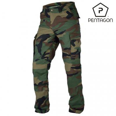 ec5d2786 Pentagon BDU 2.0 Trousers - Woodland Camo - Fieldtrousers - Vi tror att du  kan vara intresserad av - Shorts - Clothing - Armyoutdoor.se