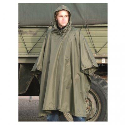 Regnponcho Jakt - Grön - Regnkläder - Armykläder - Armyoutdoor.se 14c5f85667850