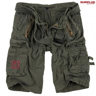 Surplus Royal Shorts - Grön