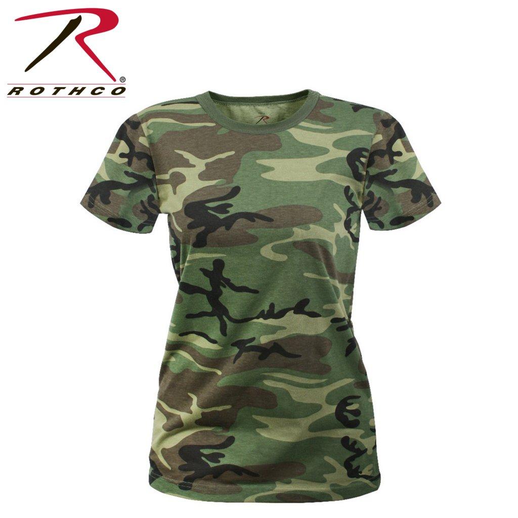 camouflage tröja dam