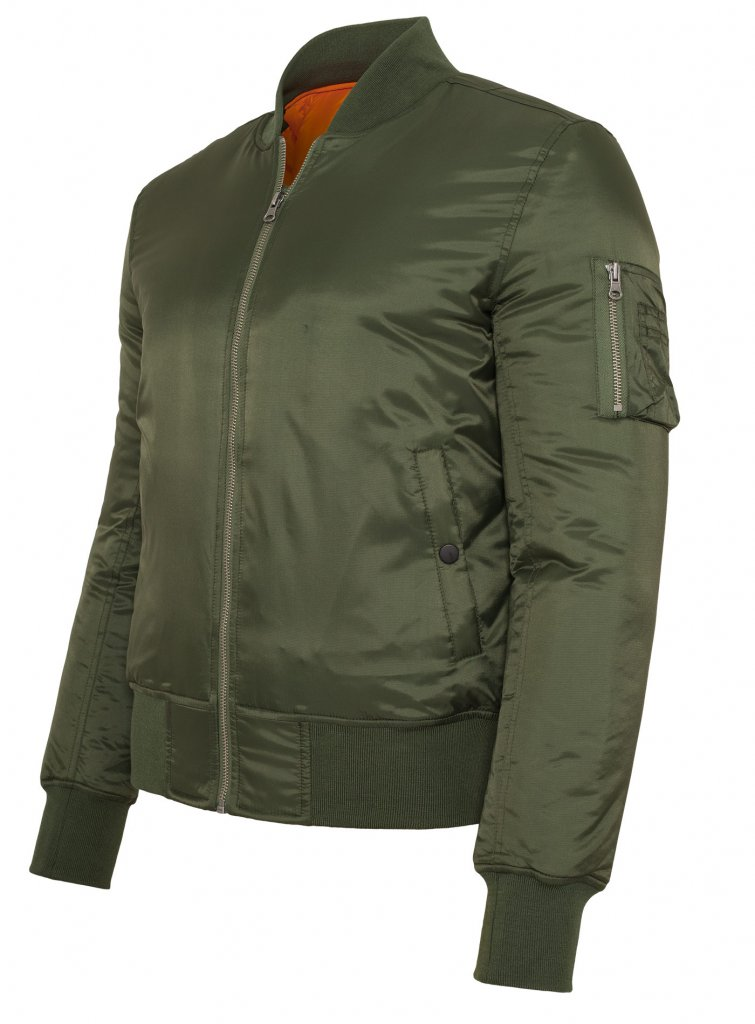Womens Army Green Jacket