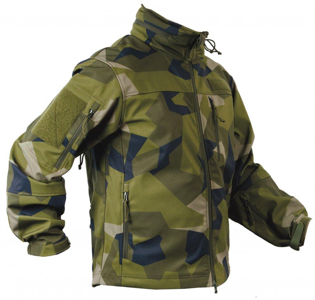 Nordic Army Softshell Jacket M90 M90 Clothing