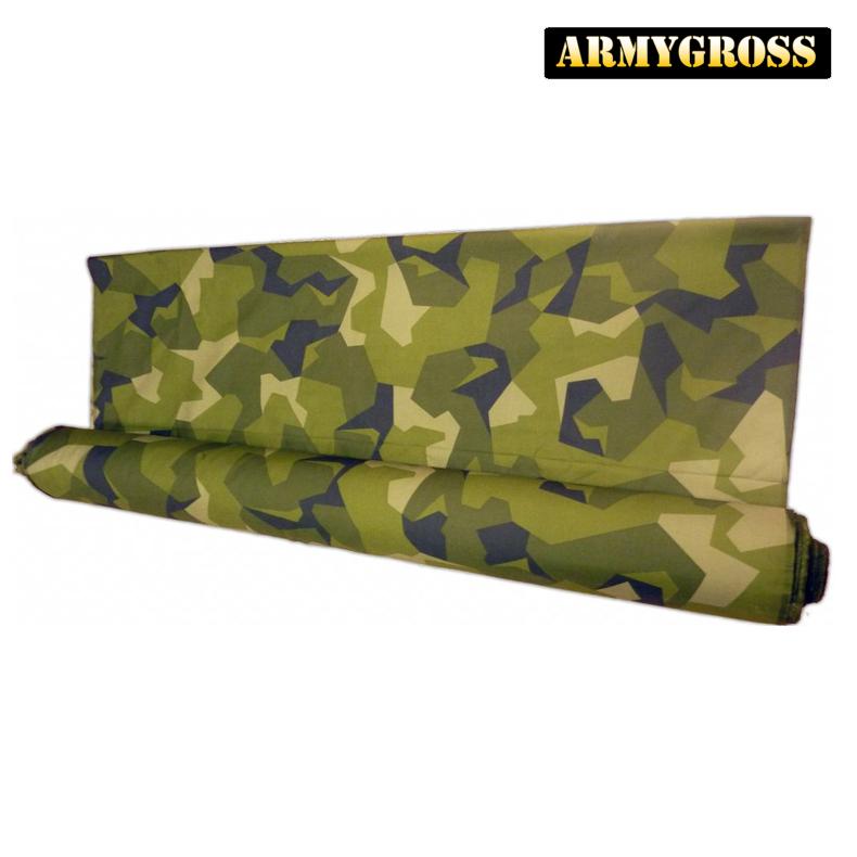 Nykomna M90 Tyg på metervara - M90 Kläder - Armykläder - Armyoutdoor.se HS-85