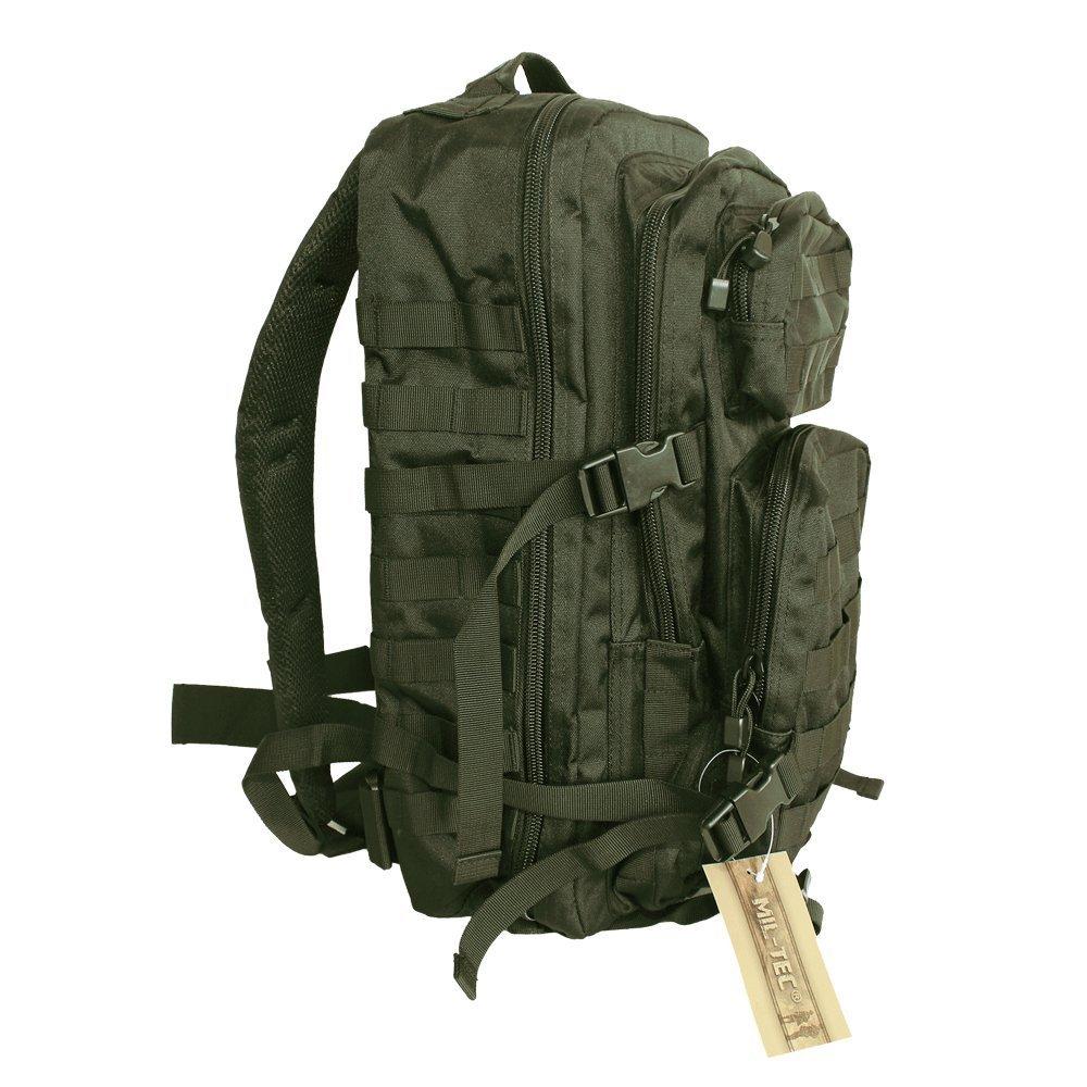 Army Patrol ASSAULT Ryggsäck 50L Olivgrön - Militära ryggsäckar och ... 95b1bf660403b