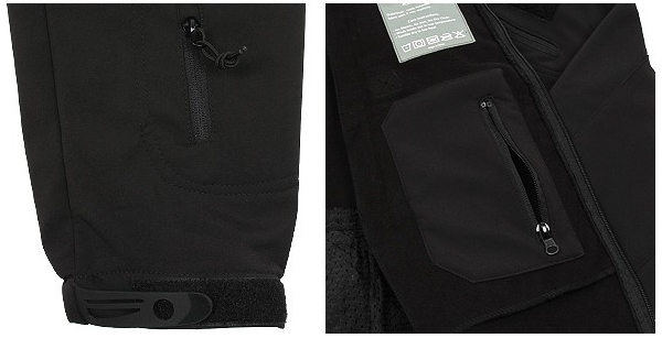 40ec2dc76 ROTHCO SPECIAL OPS TACTICAL SOFTSHELL JACKET